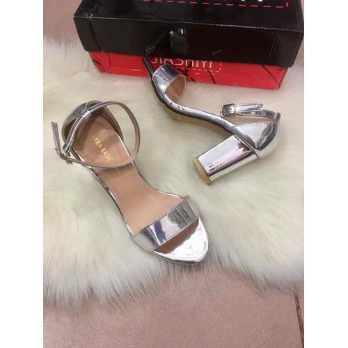 Giày sandal nữ bít gót