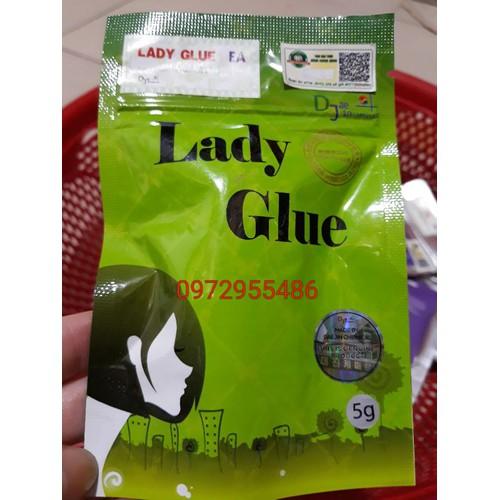 keo nối mi lady Glue