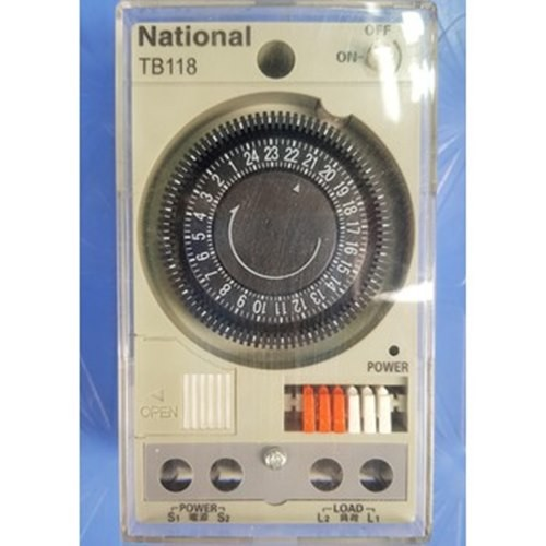 Buôn Bán Sỉ Com Bo 10 Công tắc hẹn giờ công suất lớn National TB118 - 7932234 , 17583783 , 15_17583783 , 2250000 , Buon-Ban-Si-Com-Bo-10-Cong-tac-hen-gio-cong-suat-lon-National-TB118-15_17583783 , sendo.vn , Buôn Bán Sỉ Com Bo 10 Công tắc hẹn giờ công suất lớn National TB118