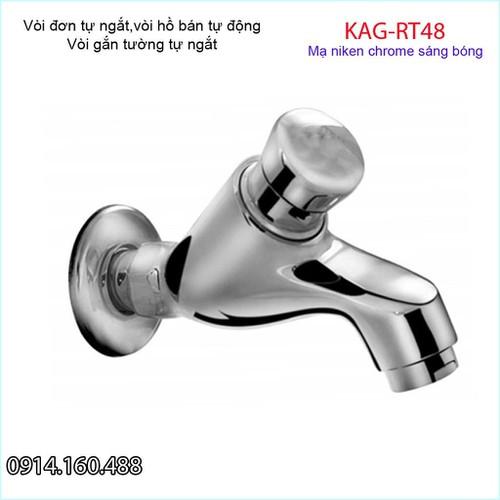 Vòi lạnh gắn tường tự ngắt, vòi xả nước bán tự động Wufeng  KAG-RT48 - 7936241 , 17590517 , 15_17590517 , 570000 , Voi-lanh-gan-tuong-tu-ngat-voi-xa-nuoc-ban-tu-dong-Wufeng-KAG-RT48-15_17590517 , sendo.vn , Vòi lạnh gắn tường tự ngắt, vòi xả nước bán tự động Wufeng  KAG-RT48