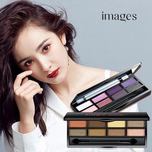 [CHÍNH HÃNG] Phấn mắt trang điểm quyến rũ IMAGES Eye Shadow Charming Female 12gr