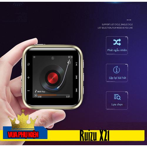 Máy nghe nhạc Hifi thể thao Ruizu X21 Bộ Nhớ Trong 8GB Cao Cấp - 7931090 , 17581657 , 15_17581657 , 1254000 , May-nghe-nhac-Hifi-the-thao-Ruizu-X21-Bo-Nho-Trong-8GB-Cao-Cap-15_17581657 , sendo.vn , Máy nghe nhạc Hifi thể thao Ruizu X21 Bộ Nhớ Trong 8GB Cao Cấp