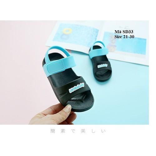 Giày sandal cho bé trai- bé gái