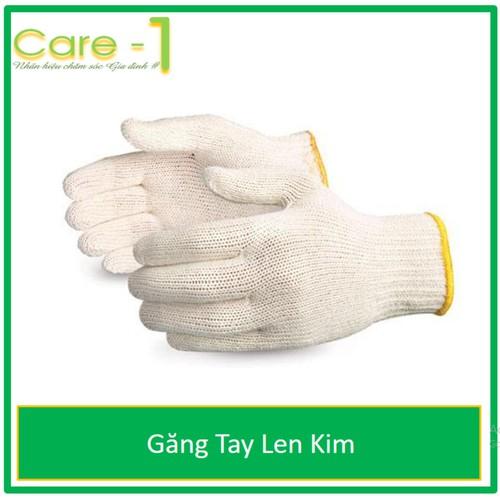 Combo 50 đôi găng tay len kim 10 loại xịn