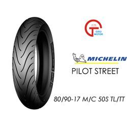 Michelin Pilot Street 80/90-17 TL/TT