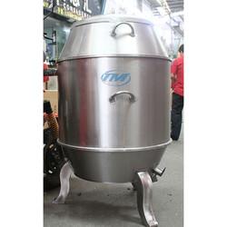 Lò quay vịt dùng gas 80 cm