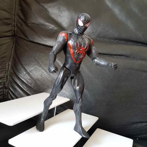 mô hình spider man đen marvel - 7942567 , 17600790 , 15_17600790 , 75000 , mo-hinh-spider-man-den-marvel-15_17600790 , sendo.vn , mô hình spider man đen marvel