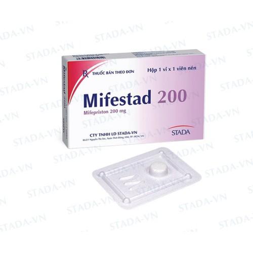 Mifestad 200 - Mifepristone 200 F.STADA lẻ chỉ 1 viên - 8812540 , 17985991 , 15_17985991 , 350000 , Mifestad-200-Mifepristone-200-F.STADA-le-chi-1-vien-15_17985991 , sendo.vn , Mifestad 200 - Mifepristone 200 F.STADA lẻ chỉ 1 viên