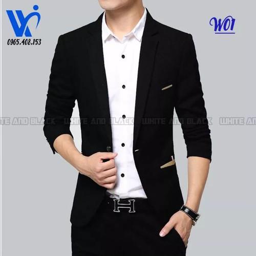 Áo vest nam phong cách