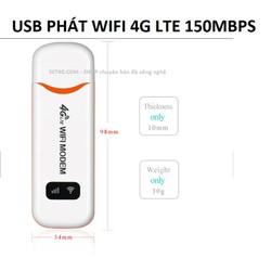 Usb Wifi Dongle 4G LTE - Hàng Nhật Nội Địa - Usb Wifi Dongle