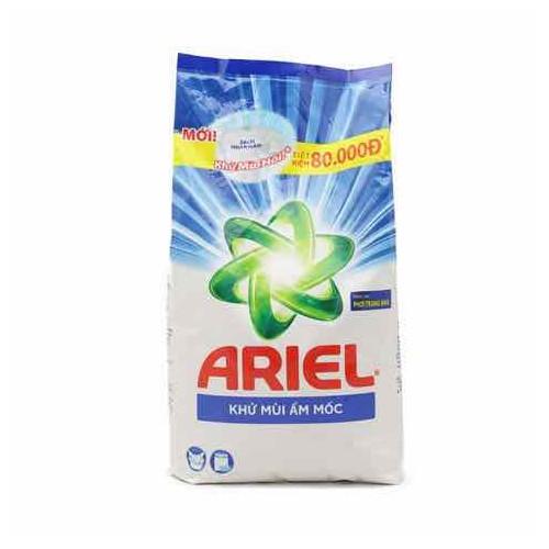 bột giặt ariel khử mùi ẩm móc 5kg5