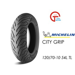 City Grip 120/70-10 TL/TT