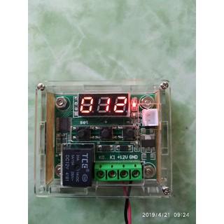 timer 12v - không nguồn - gắn sẵn hộp bảo vệ - vp-timer12v thumbnail