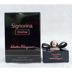 Nước Hoa Mini Signorina Misteriosafor women- 5ml -  Hàng Xách Tay Mỹ