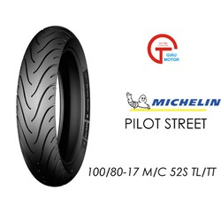 Michelin Pilot Street 100/80-17 TL/TT