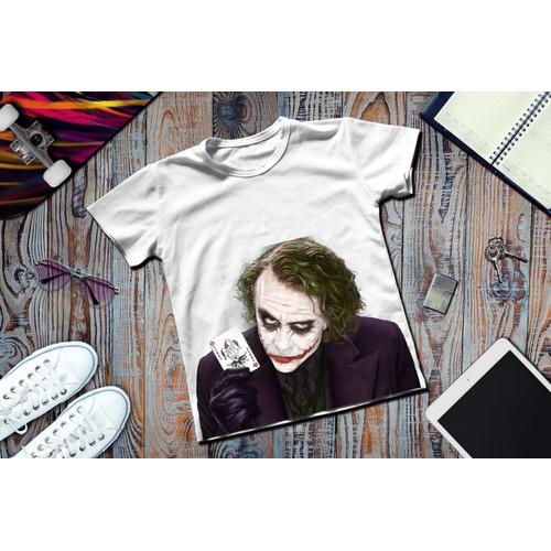 Áo thun in hình Joker Posts