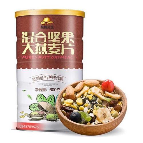 Ngũ cốc hoa quả mix hạt dinh dưỡng - Ngũ cốc nội địa Trung Quốc - 7685407 , 17615691 , 15_17615691 , 149000 , Ngu-coc-hoa-qua-mix-hat-dinh-duong-Ngu-coc-noi-dia-Trung-Quoc-15_17615691 , sendo.vn , Ngũ cốc hoa quả mix hạt dinh dưỡng - Ngũ cốc nội địa Trung Quốc