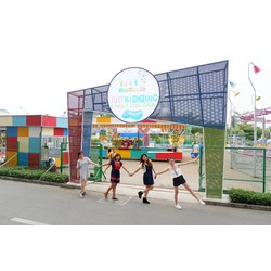 Vé Just Kidding – Family Fun Fair Vivo City Quận 7, tp HCM, combo 1
