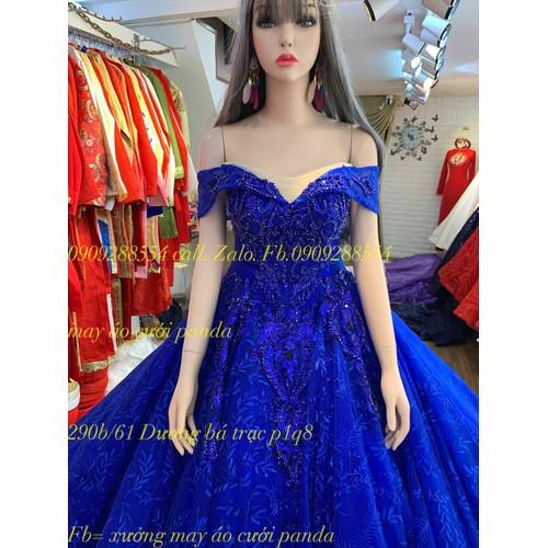 áo cưới tay ngang xanh thêu xanh bích xanh coban nổi bật - 7941904 , 17599794 , 15_17599794 , 2500000 , ao-cuoi-tay-ngang-xanh-theu-xanh-bich-xanh-coban-noi-bat-15_17599794 , sendo.vn , áo cưới tay ngang xanh thêu xanh bích xanh coban nổi bật