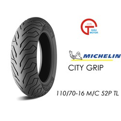 City Grip 110/70-16 TL/TT