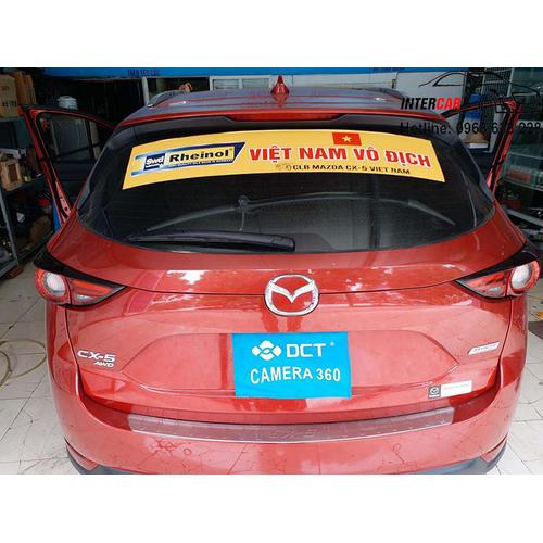 Camera 360 DCT bản T2 cho Mazda CX5