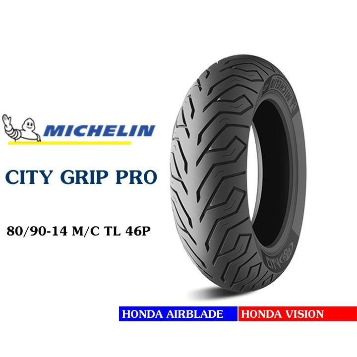 Lốp MICHELIN 80.90-14CITY GRIP PRO MC TL 46P Vỏ xe máy MICHELIN size 80.90-14CITY GRIP PRO MC TL 46P Việt Nam, giá rẻ, uy tín 2