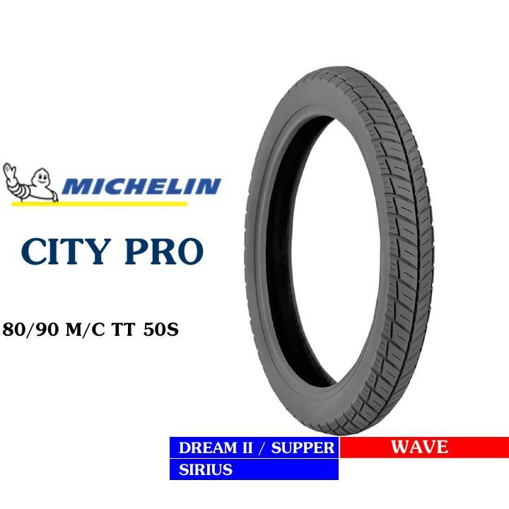 Lốp MICHELIN 80.90-17 CITY PRO MC TT 43S Vỏ xe máy MICHELIN size 80.90-17 CITY PRO MC TT 43S  Việt Nam, giá rẻ, uy tín 4