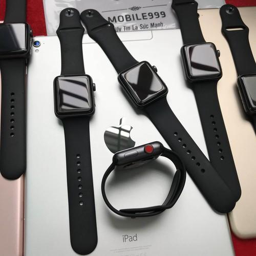 Apple Watch Series 3 LTE 42mm Chính Hãng Zin Đẹp - 7941537 , 17599063 , 15_17599063 , 6590000 , Apple-Watch-Series-3-LTE-42mm-Chinh-Hang-Zin-Dep-15_17599063 , sendo.vn , Apple Watch Series 3 LTE 42mm Chính Hãng Zin Đẹp