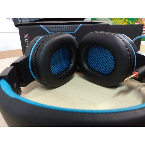 Heaphone Ovann Pro mẫu mã đẹp, dòng tay nghe chuyên về game và nghe nhạc.