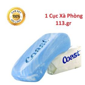 8 cục Xà bông Coast Mỹ - 113gram hộp trắng - Atmshop - atm-xabong1