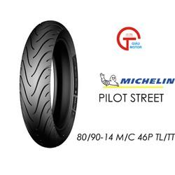Michelin Pilot Street  80/90-14 TL/TT