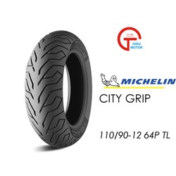City Grip 110/90-12 TL/TT