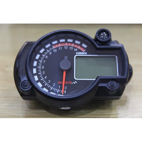 Đồng hồ điện tử koso rx2n có chữ như zin - 7943165 , 17601801 , 15_17601801 , 699000 , Dong-ho-dien-tu-koso-rx2n-co-chu-nhu-zin-15_17601801 , sendo.vn , Đồng hồ điện tử koso rx2n có chữ như zin