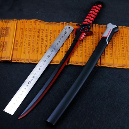 Mô hình trường kiếm Genji 50cm đỏ - 11124222 , 17634100 , 15_17634100 , 420000 , Mo-hinh-truong-kiem-Genji-50cm-do-15_17634100 , sendo.vn , Mô hình trường kiếm Genji 50cm đỏ