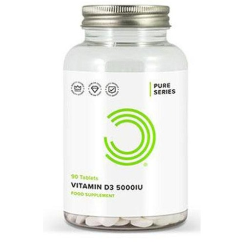 Vitamin D3 90v 5.000 IU – Bổ sung D3 cho người tập luyện