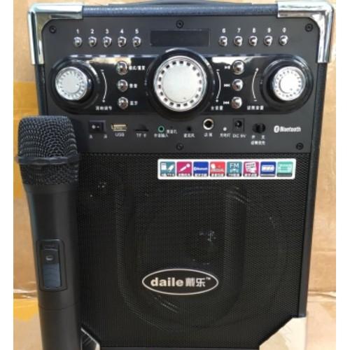 Loa Kéo Daile S8 có mic blutooth - 11567901 , 17628244 , 15_17628244 , 690000 , Loa-Keo-Daile-S8-co-mic-blutooth-15_17628244 , sendo.vn , Loa Kéo Daile S8 có mic blutooth