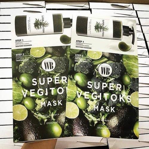 Mặt nạ thải độc sủi bọt Rau củ Super vegitoks mask - 7960254 , 17626992 , 15_17626992 , 40000 , Mat-na-thai-doc-sui-bot-Rau-cu-Super-vegitoks-mask-15_17626992 , sendo.vn , Mặt nạ thải độc sủi bọt Rau củ Super vegitoks mask