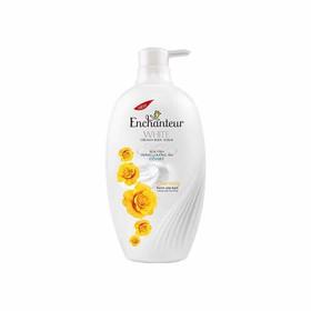 Sữa tắm Enchanteur trắng da & dưỡng ẩm hạt Charming 650g  - hat