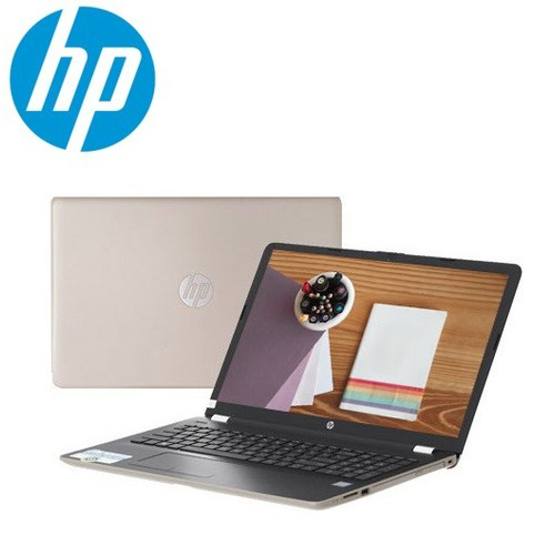Laptop HP HP 15 da0054TU 4ME68PA i3 7020u - 15.6inch Vàng