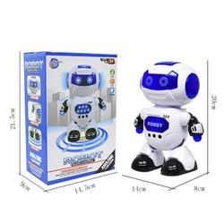 Robot biết nhảy và phát nhạc