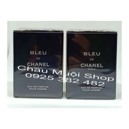 Nước Hoa Mini Bleu De Chanel Paris- 10ml -  Xách Tay Mỹ -1 Chai