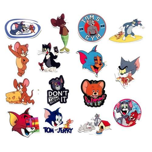 Sticker Tom And Jerry hình ngộ nghĩnh, hình graffiti, có khả năng chịu nước, phong cách cá tính, kiểu dáng dễ thương - 7959651 , 17626555 , 15_17626555 , 50000 , Sticker-Tom-And-Jerry-hinh-ngo-nghinh-hinh-graffiti-co-kha-nang-chiu-nuoc-phong-cach-ca-tinh-kieu-dang-de-thuong-15_17626555 , sendo.vn , Sticker Tom And Jerry hình ngộ nghĩnh, hình graffiti, có khả năng chị