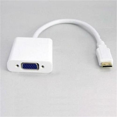 CÁP CHUYỂN MINI HDMI TO VGA TỐT