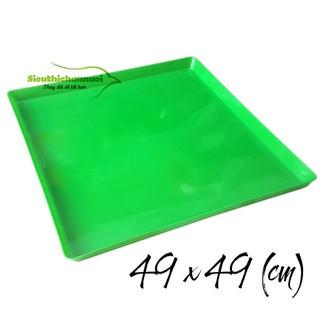 Set 20 khay nhựa hứng phân bồ câu 50 x 50 [ĐƯỢC KIỂM HÀNG] 17635771 - 17635771 thumbnail