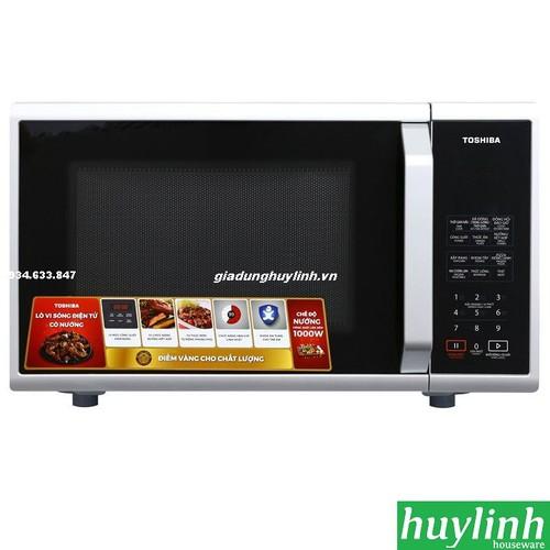 Lò vi sóng có nướng Toshiba ER-SGS20-S-VN - 20 lít - 7951861 , 17616708 , 15_17616708 , 1990000 , Lo-vi-song-co-nuong-Toshiba-ER-SGS20-S-VN-20-lit-15_17616708 , sendo.vn , Lò vi sóng có nướng Toshiba ER-SGS20-S-VN - 20 lít