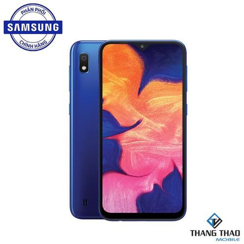 Điện thoại Samsung Galaxy A10 2GB-32GB Xanh dương - Hàng chính hãng - 7956257 , 17623489 , 15_17623489 , 3090000 , Dien-thoai-Samsung-Galaxy-A10-2GB-32GB-Xanh-duong-Hang-chinh-hang-15_17623489 , sendo.vn , Điện thoại Samsung Galaxy A10 2GB-32GB Xanh dương - Hàng chính hãng