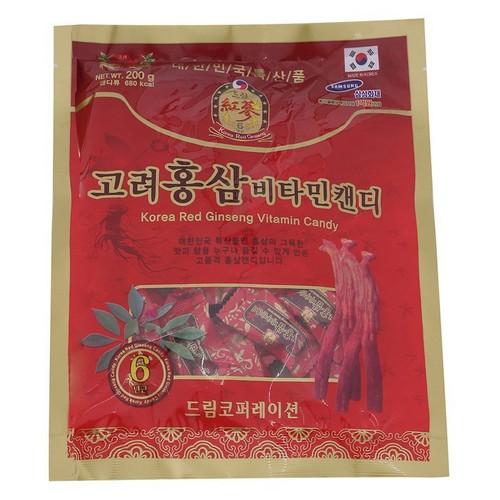 [COMBO 4 GÓI Kẹo sâm Hàn Quốc 200g, Rất dễ sử dụng, có thể mang đi mọi nơi - 7954743 , 17621527 , 15_17621527 , 249000 , COMBO-4-GOI-Keo-sam-Han-Quoc-200g-Rat-de-su-dung-co-the-mang-di-moi-noi-15_17621527 , sendo.vn , [COMBO 4 GÓI Kẹo sâm Hàn Quốc 200g, Rất dễ sử dụng, có thể mang đi mọi nơi