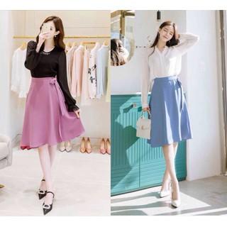 Chân váy thắt nơ Hana - KH49 thumbnail