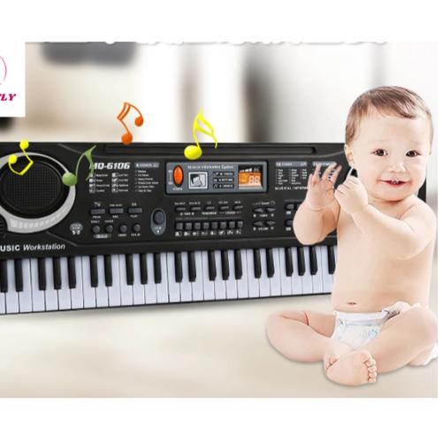 Đàn điện tử trẻ em 61 phím Đàn organ Đàn piano cho bé có micro hát - 4707989 , 17622366 , 15_17622366 , 320000 , Dan-dien-tu-tre-em-61-phim-Dan-organ-Dan-piano-cho-be-co-micro-hat-15_17622366 , sendo.vn , Đàn điện tử trẻ em 61 phím Đàn organ Đàn piano cho bé có micro hát