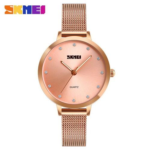 Đồng hồ nữ SKMEI dây lưới 3 kim thời trang - tặng pin - SK98 - 7953550 , 17619557 , 15_17619557 , 340000 , Dong-ho-nu-SKMEI-day-luoi-3-kim-thoi-trang-tang-pin-SK98-15_17619557 , sendo.vn , Đồng hồ nữ SKMEI dây lưới 3 kim thời trang - tặng pin - SK98